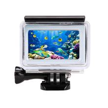Buy Alloet 35m Diving Waterproof Case Xiaomi Yi 4K 2 II Action Camera Xiaoyi Case 4K Yi Accessories for $7.55 in AliExpress store