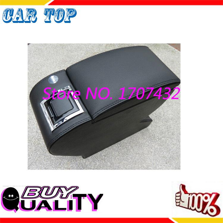 Good Quaity armrest console box Car Handrails Central armrest For Suzuki SWIFT(China (Mainland))