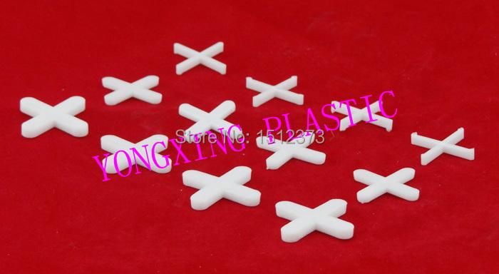 Гаджет  500pcs/bag 3.0mm plastic cross/ tice spacer/tracker/locating/ceramic cross  white color locate the ceramic tile None Строительство и Недвижимость
