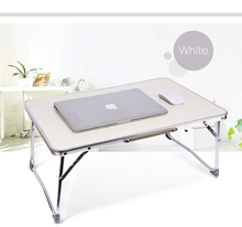 White Hot Picnic Camping Folding Table Laptop Desk Stand PC Notebook Bed Tray(China (Mainland))