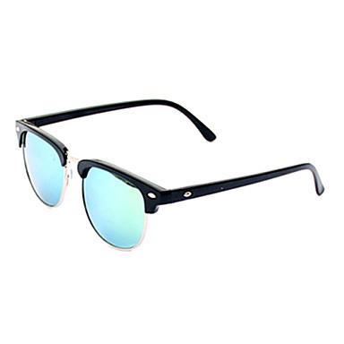 100% UV400 Browline Plastic Retro Sunglasses(China (Mainland))