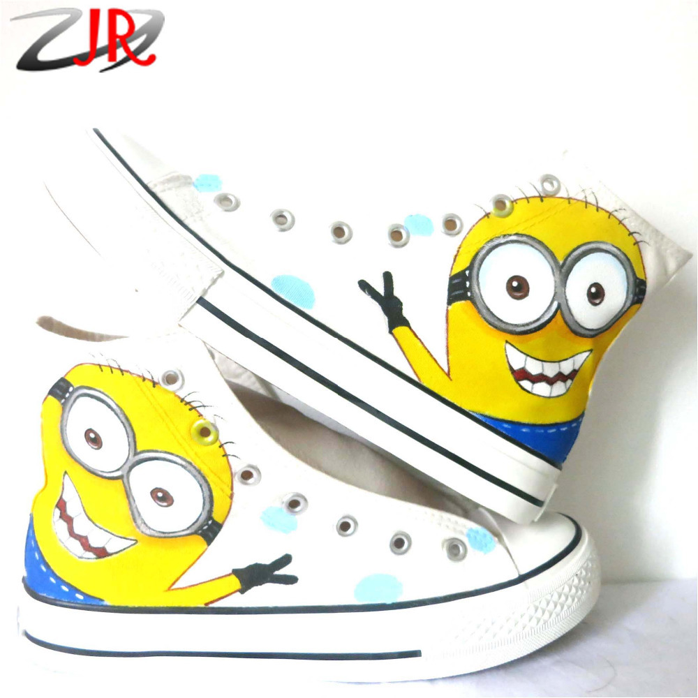 Despicable Me Minion High Heel Shoes