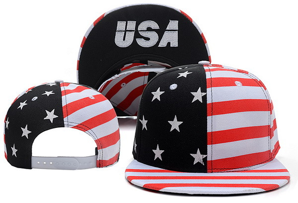 Fashion brand usa american flag design snapback hats caps for Design agency usa