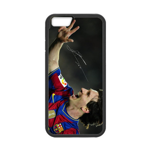 Kid Lionel Messi Barcelona Case for iPhone 6(China (Mainland))