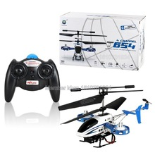 Wholesale MJX toys T654# 4-Channel Toy Infrared RC Helicopter with Gyroscope Light(blue). Free Shipping.