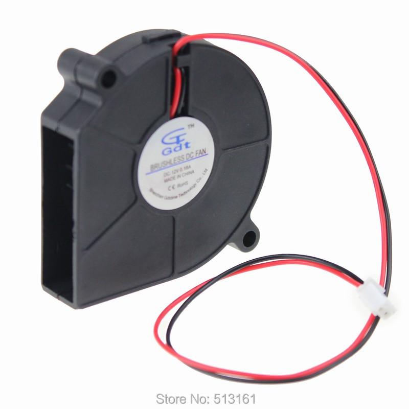 GDT 60x60x15mm 6cm 6015 60mm 12V Computer DC Cooling Blower Fan Cooler<br><br>Aliexpress