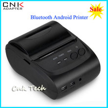 2016 Hot 2Inch Standby Time 5~7 days Android 4.2.2 Bluetooth Wireless Mobile 58mm Mini Thermal Receipt Printer Portable With SDK(China (Mainland))