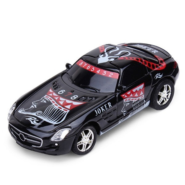 2016 New Arrival New GREAT WALL TOYS 2221 1/67 Mini 2.4GHz Remote Control RC Car in Control Box free shipping(China (Mainland))