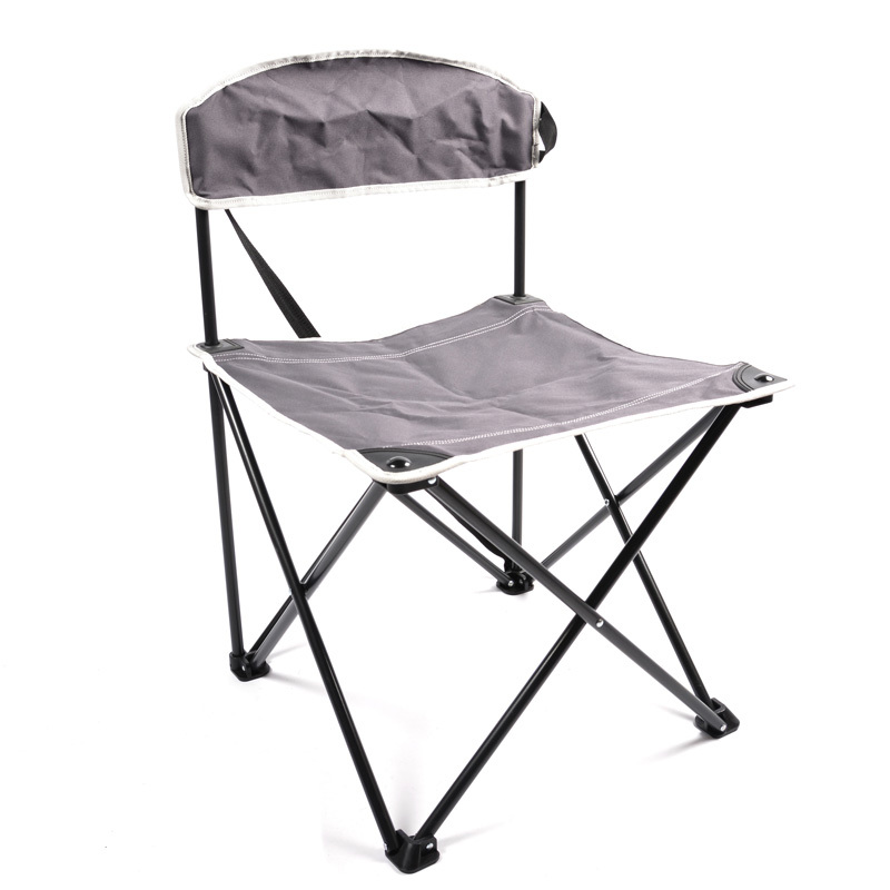 Free Shipping Portable Outdoor Folding Finish Chair in Folding Chairs from Fu