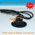 Promotion Mini CCD HD Night Vision 360 Degree Car Rear View Camera Front Camera Front View