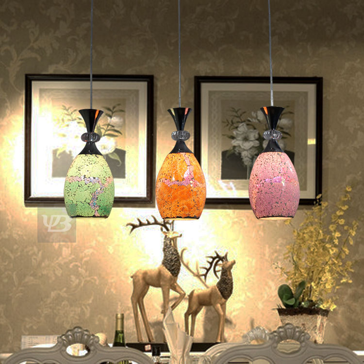 Rustic restaurant pendant light modern brief fashion bar counter lamps dining table lighting(China (Mainland))