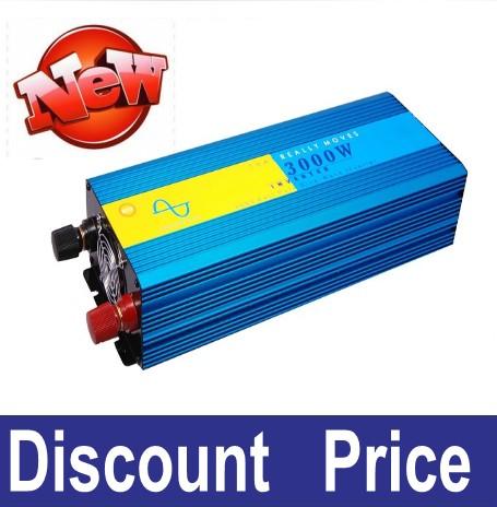 inverseur de panneau solaire solar panel inverter 3000W Pure Sine Wave Inverter,Off grid inverter,DC 12V or 24V input<br><br>Aliexpress