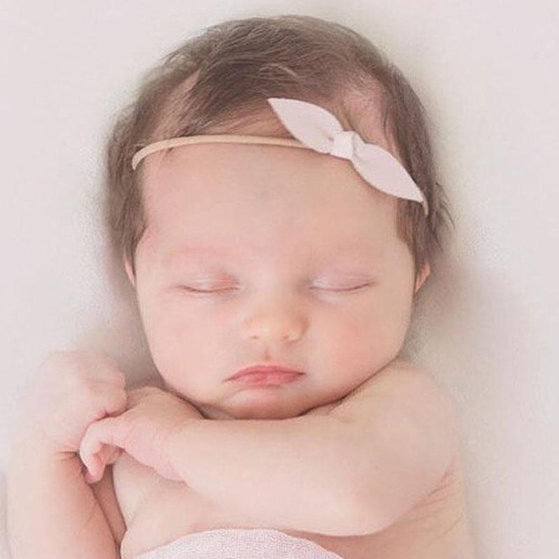 New Fashion Baby Bow Headband for Girl Hair Accessories Large Bow Hairband for Newborn Photography Prop Infant Bandana Headband(China (Mainland))