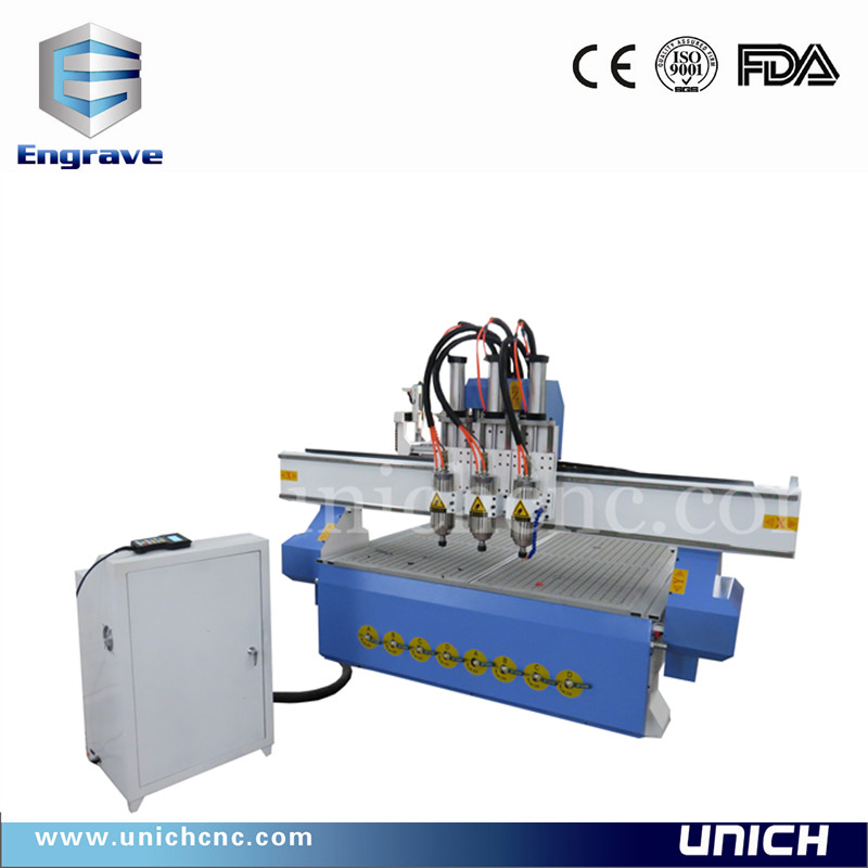 Excellent 1325 cnc router wood&metal&stone machine/5 axis&4 axis cnc router/granite edge router machine(China (Mainland))