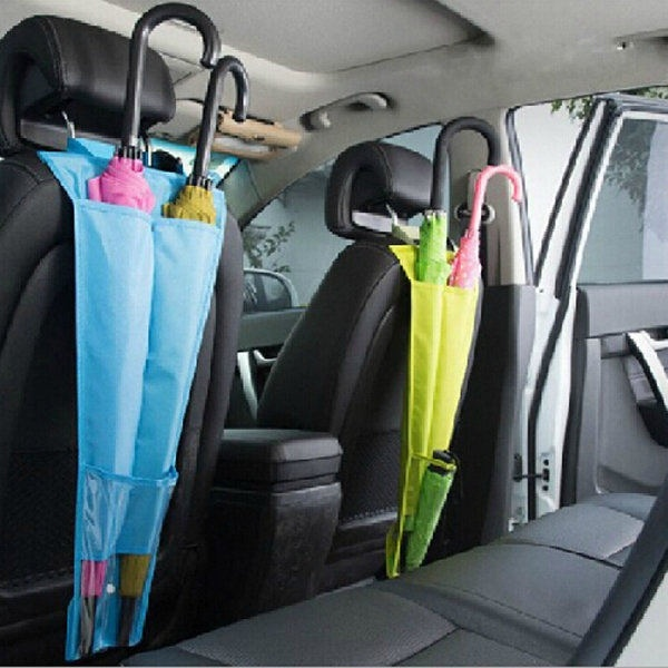 Home Umbrella Cover Storage Bags Multi-folding Rear Seat Car Accessories Organization Stowage Put Order Supplies Gear Products(China (Mainland))