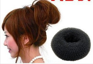 2014 New Style Nice Fashion Lace Hair Accessaries Foaming Ball Shape Hair Band Hairdisk 1PCS Free Shipping(China (Mainland))