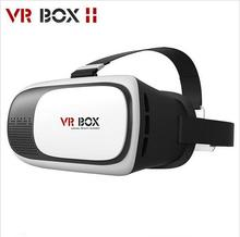 HOT Niversal Google Cardboard VR BOX 2 Virtual Reality 3D Glasses Game Movie 3D Glass For iPhone Android Mobile Phone Cinema NEW