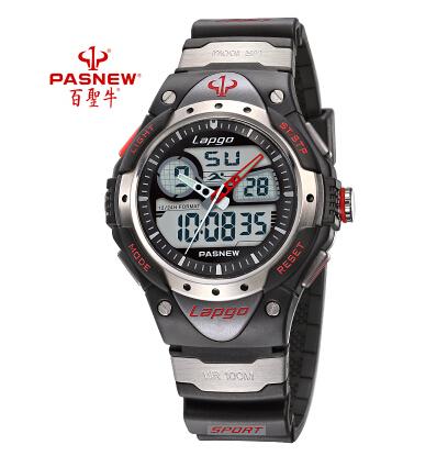 new 2014 Hot-sale digital watch Pasnew men sports watches 100 meters waterproof brand watch dress watch free shipping<br><br>Aliexpress