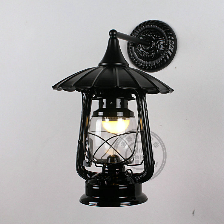 Continental retro creative aisle wall waterproof outdoor outdoor courtyard lamp wall lamp bathroom balcony lamp lantern shipping<br><br>Aliexpress