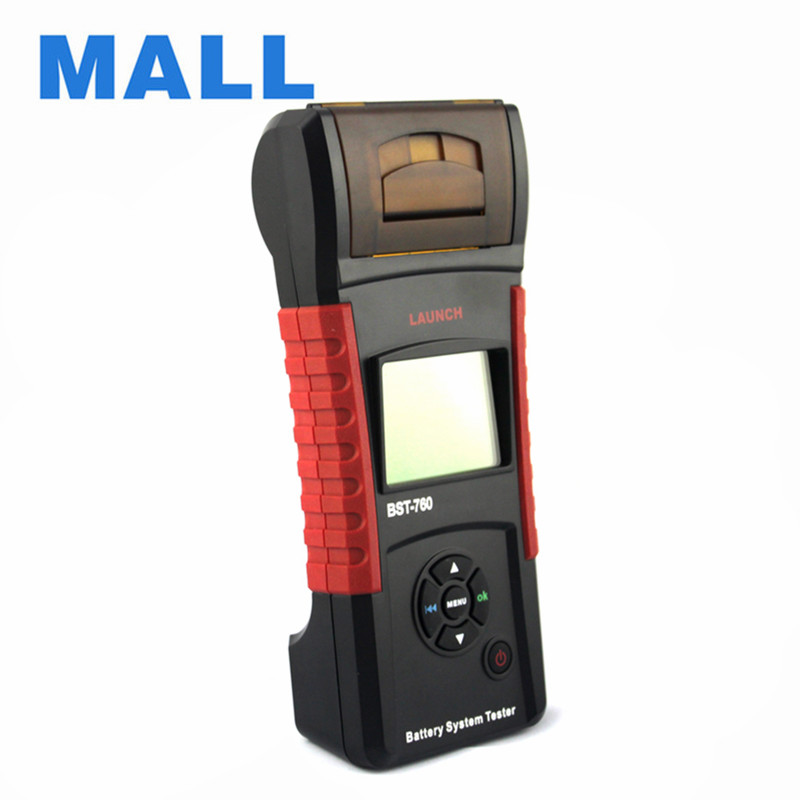 Top Selling 100% original auto BST-760 LAUNCH scanner bst760 top quality BST 760 Battery Tester in stock Free shipping(China (Mainland))