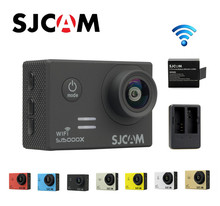 ! Original SJCAM SJ5000X Elite WiFi 4K 24fps 2K 30fps Gyro Sports Action Camera+Battery Charger+Extra Battery - Shysky Tech Co., Ltd store