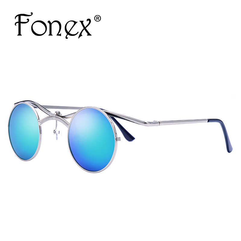 79dfb11f72 2016 New Women Brand Designer Sunglass Vintage Steampunk Sunglasses Men  Retro Steam Punk Gothic Flip Sun Glasses Shades Goggles
