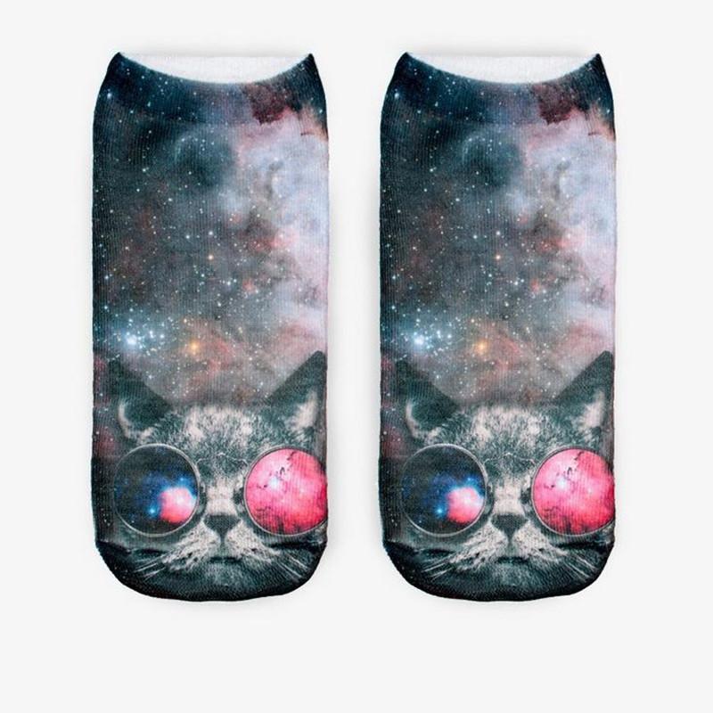 New Unisex Men Women Fashion Low Cut Ankle Socks Cotton Kawaii Animal Hamburger 3D Printed Fashion Style Animal Shape Socks W027Одежда и ак�е��уары<br><br><br>Aliexpress