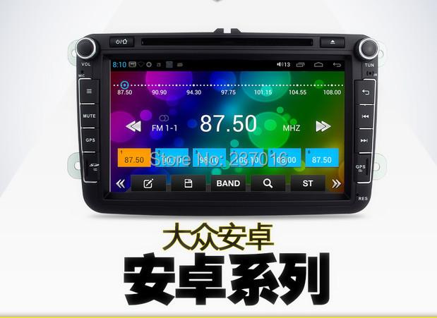 Android 4.2 Car DVD Volkswagen VW Skoda POLO PASSAT CC JETTA TIGUAN TOURAN Bora Touareg GOLF 5 6 4 Fabia GPS+Glonass - Online Store 237016 store