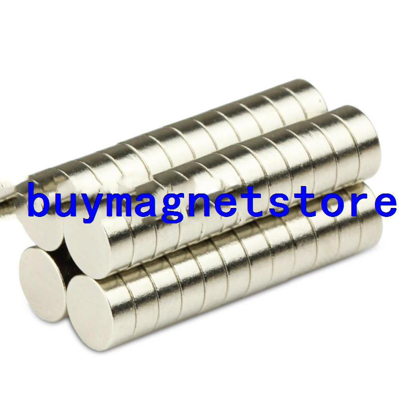 Lot 50pcs Strong Mini Round Disc Dot Magnets 5 * 2 mm Neodymium Rare Earth N50<br><br>Aliexpress