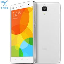 "Original Xiaomi Mi4 Qualcomm Snapdragon801 MSM8974AC Quad Core Mobile Phone  2GB RAM 16GB ROM 5.0"" IPS 13MP CAMERA(China (Mainland))"