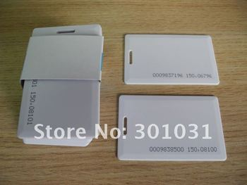 EM thick card for access control  smart card  proximity card  PY-C1