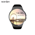 Fashion Heart Rate Monitor Smart Watch SIM TF Smartwatch Android 2 5D OGS Touch Screen Smart