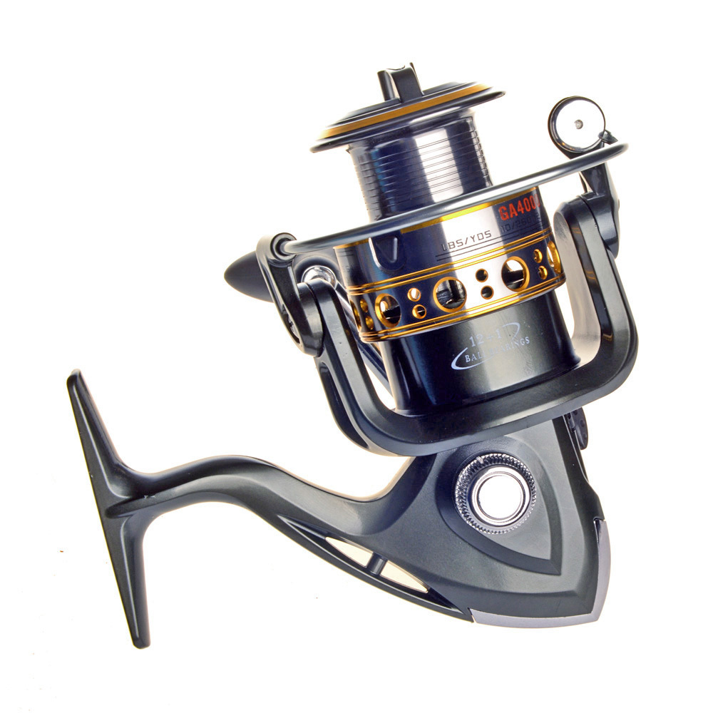 HOT SALE!! Free shipping Spinning reel fishing reel YA3000 12BB 5.1:1 spinning reel casting fishing reel lure tackle line<br><br>Aliexpress