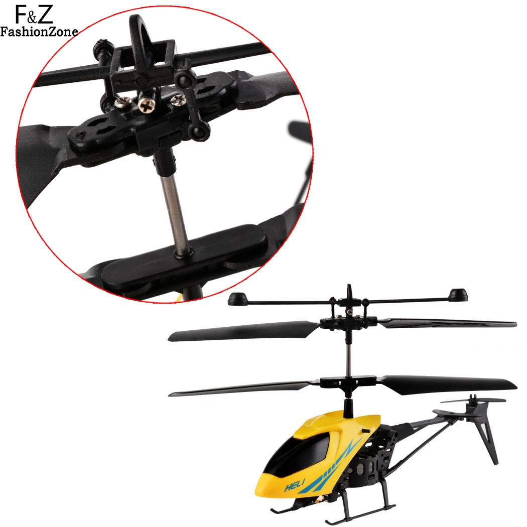 how to fly 2.5 channel rc helicopter