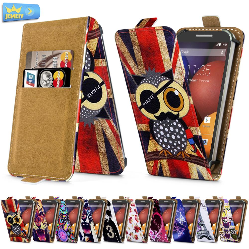 For Motorola Razr I Razr M Universal High Quality Printed Flip PU Leather Cell Phones Case Cover Small Size(China (Mainland))