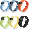 New Bluetooth Wristband Pedometer Pulsera inteligente Passometer Sleep Tracker Call Reminder Smartband for ios and Android