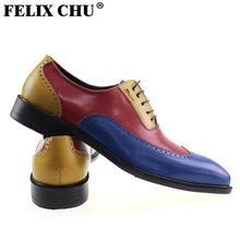 zapatos hombre oxford chaussures hommes footwear genuine leather mens wedding party evening formal dress shoes(China (Mainland))