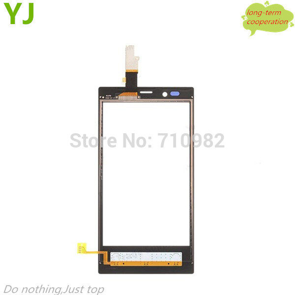 Free shipping High quality 100% Tested OEM Digitizer Touch Screen for Nokia Lumia 720