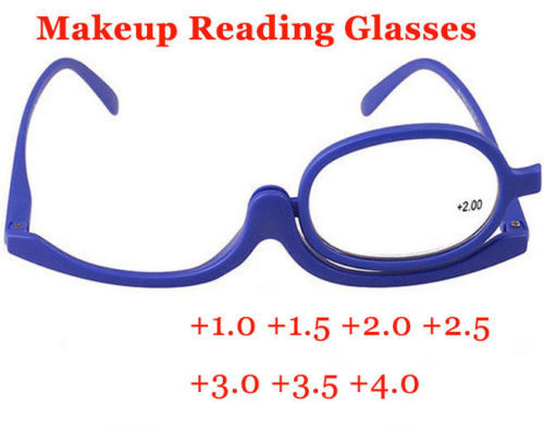 Magnifying Makeup Reading