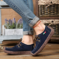 2017 Top Sale Women Shoes Fashion Genuine Leather Comfortable Flats Breathable Lace up Women Casual Shoes