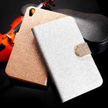 Buy PU Leather Flip Phone Case Cover Sony Xperia Z5 premium Case Z5 Plus E6833 5.5 inch E6883 E6853 Wallet Case Glitter Holster for $3.56 in AliExpress store