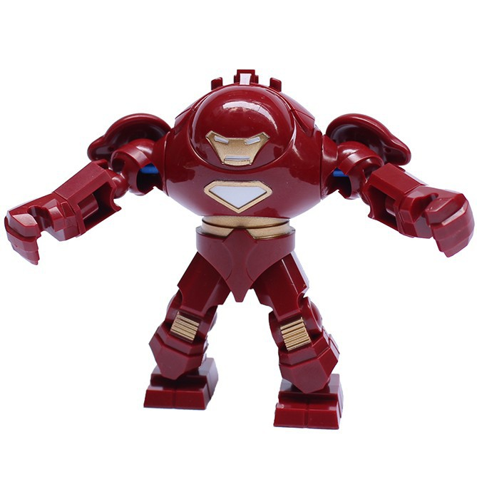 Decool 0181 Building Blocks Super Heroes The Avengers IRON MAN HULK BUSTER Action Figures Minifigures toys Christmas Gifts(China (Mainland))