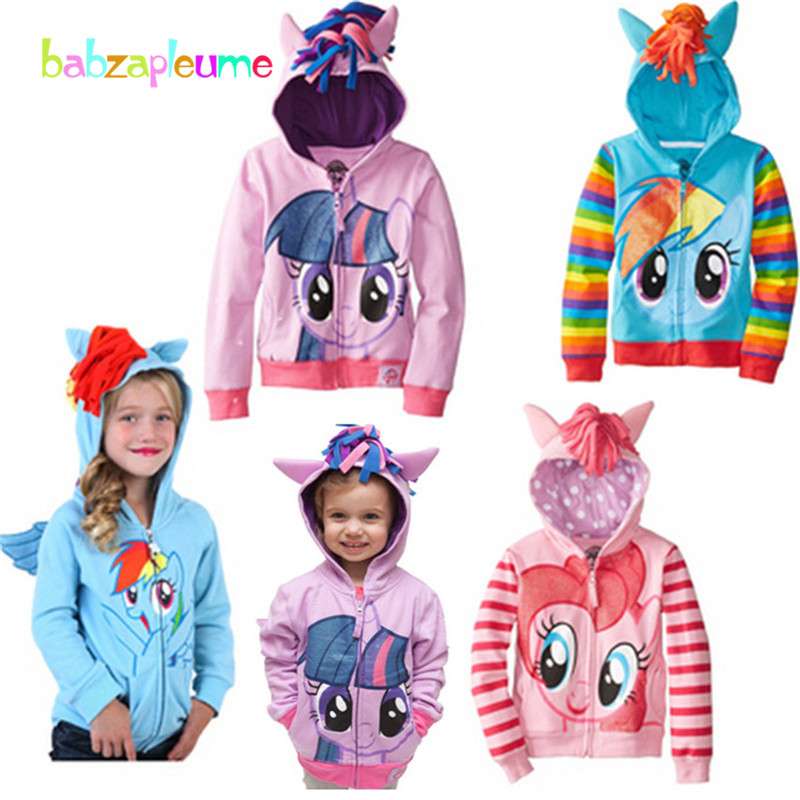 1-10Years/Spring Autumn Kids Clothes Baby Girls Coats And Jackets Cartoon Long Sleeves Child Outerwear Childrens Clothing BC1393(China (Mainland))