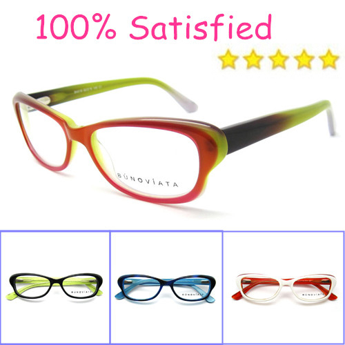 Hot Sell 2014 TOP Quality Vintage Inspired Fashion Women Cat Eye Glasses Designer Prescription Leopard Grain red glasses B40216(China (Mainland))