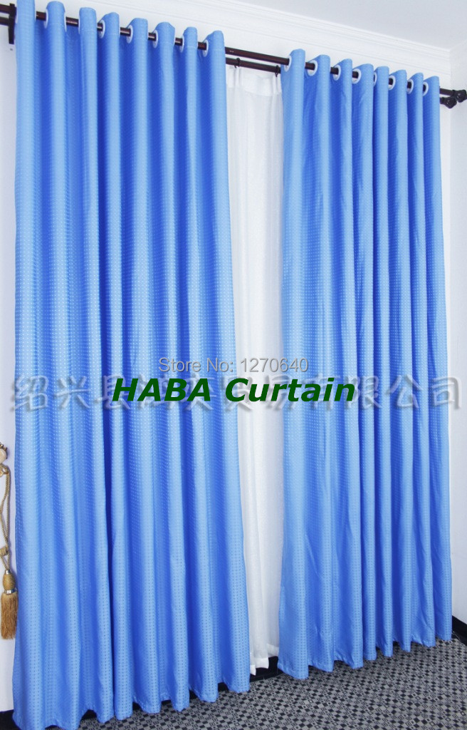 Promotion Good Quality Pleated Shade Window Curtain Patterned Printing Curtains For Living Room