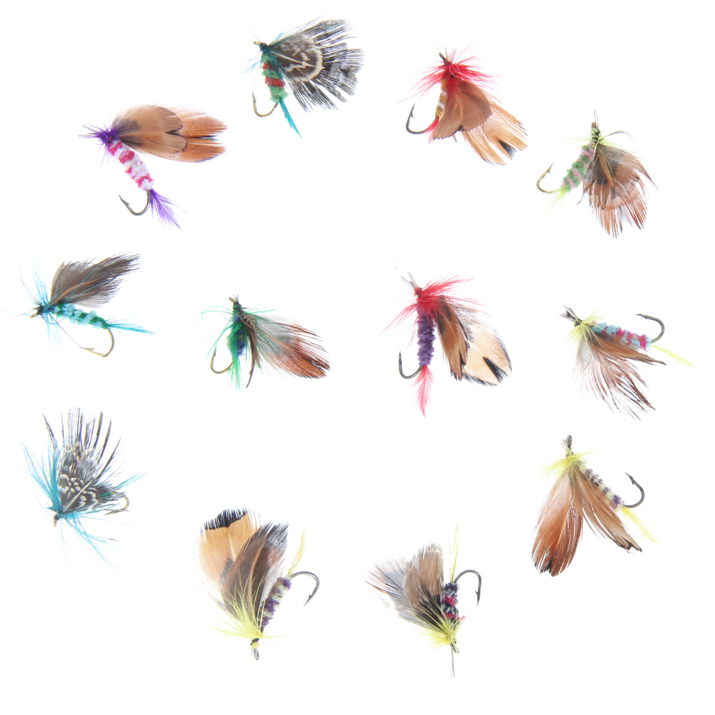 Online buy wholesale feather hooks from china feather for Fly fishing feathers