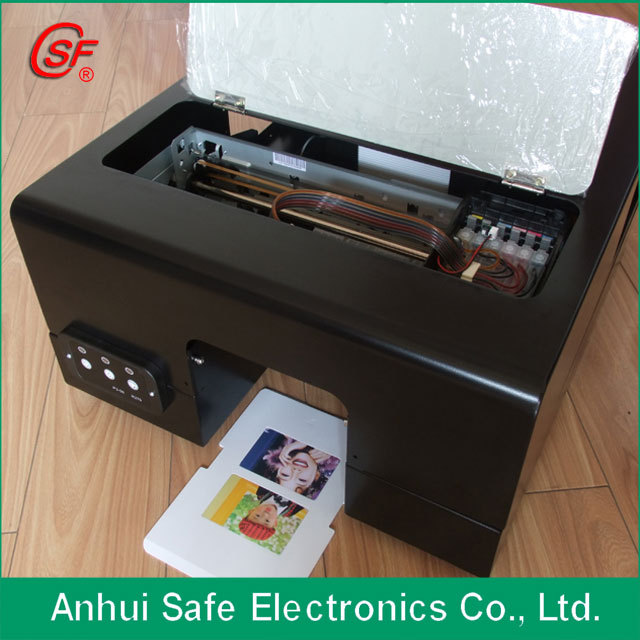 Auto card printer (for the inkjet printable pvc card printing) 1printer+50pcs trays+1 box pvc cards(China (Mainland))