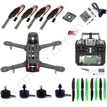 Buy BETTERGORC Carbon Fiber Quadcopter 250 Frame FS-i6 TX/RX Naze32 Rev5 6DOF 2204 2300KV Motor 12A Simonk ESC 6030 Props PDB for $129.99 in AliExpress store
