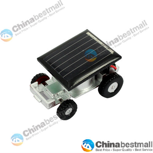 Smallest Toy Cars The World's Smallest Solar Toy