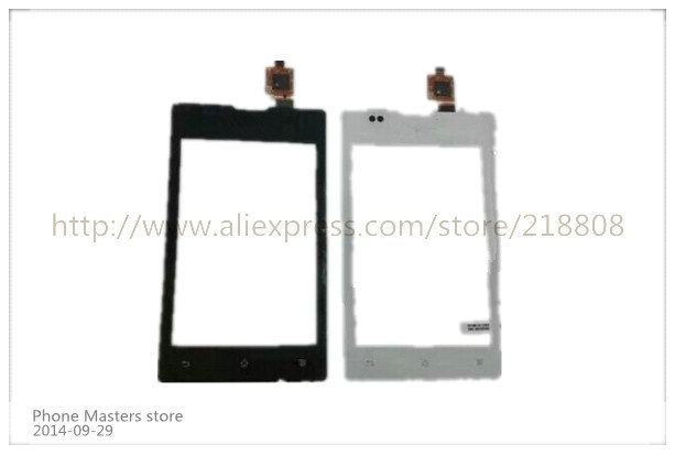 Здесь можно купить  10Pcs/lot Touch Screen Digitizer for Sony for Xperia E C1505 C1504 C1605 C1604 Black Or White color free by DHL  Телефоны и Телекоммуникации